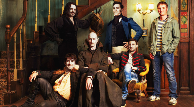 Vampires en toute intimité – What We Do in the Shadows – 2014